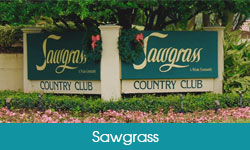 Luxury Communities Sawgrass