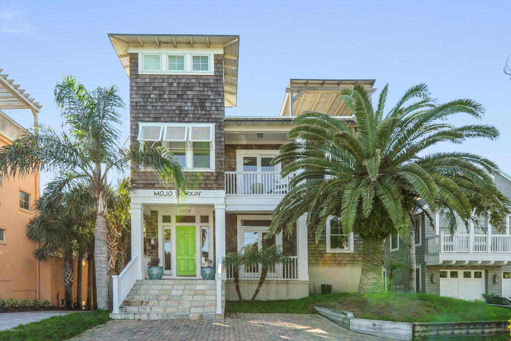 atlantic beach oceanfront homes