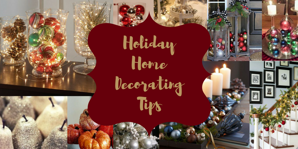 holiday home decorating tips