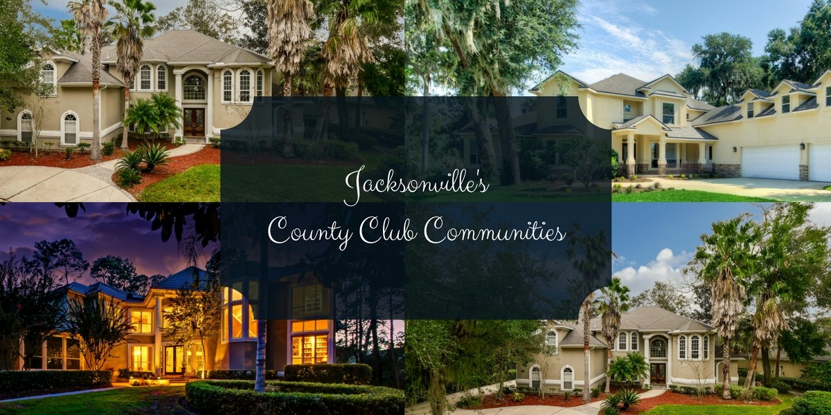 jacksonville's country club communities
